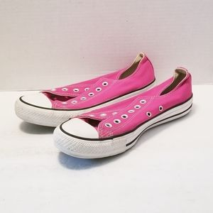 Converse ALL STARS Low Top Starwberry Pink. Unisex